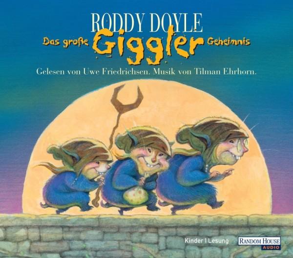 Das große Giggler-Geheimnis (1 CD)